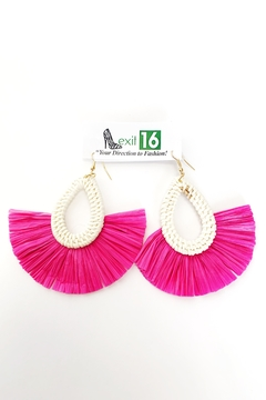 My Girl in LA Elea Earrings - Alternate List Image