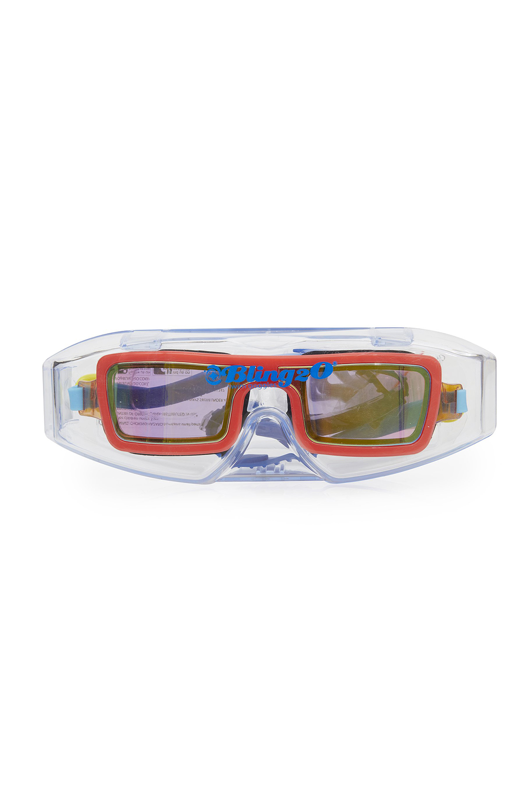Bling2o Electric 80s Goggles - Back Cropped Image