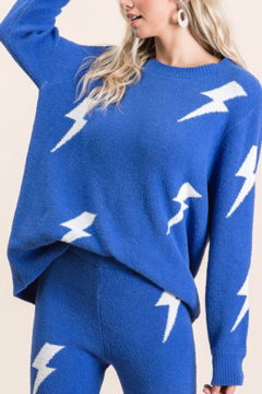 Shoptiques Product: Electric Sweater