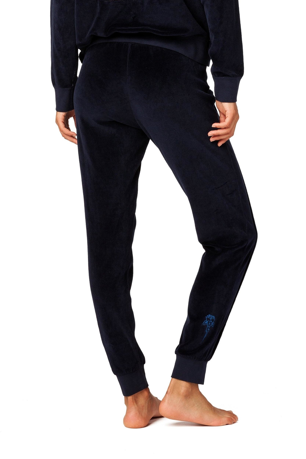 Electric & Rose Chase Velour Sweatpant - Front Full Image