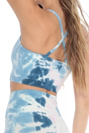 Electric & Rose Grayson Crop Pacific-Rose - Back cropped