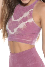 Electric & Rose Grayson Crop Pink-Haze - Front full body