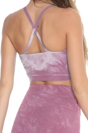 Electric & Rose Grayson Crop Pink-Haze - Back cropped