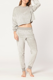 Electric & Rose Oak Track Pant - Front cropped