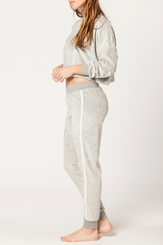 Electric & Rose Oak Track Pant - Front full body