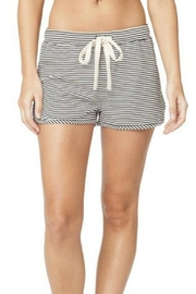 Electric & Rose Stripe Shorts - Product Mini Image