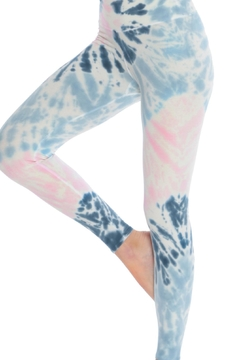 Electric & Rose Sunset Legging Pacific-Rose - Product List Image