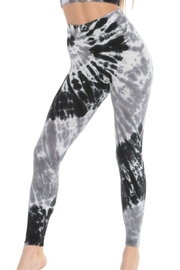 Electric & Rose Sunset Legging Wave-Wash - Product Mini Image