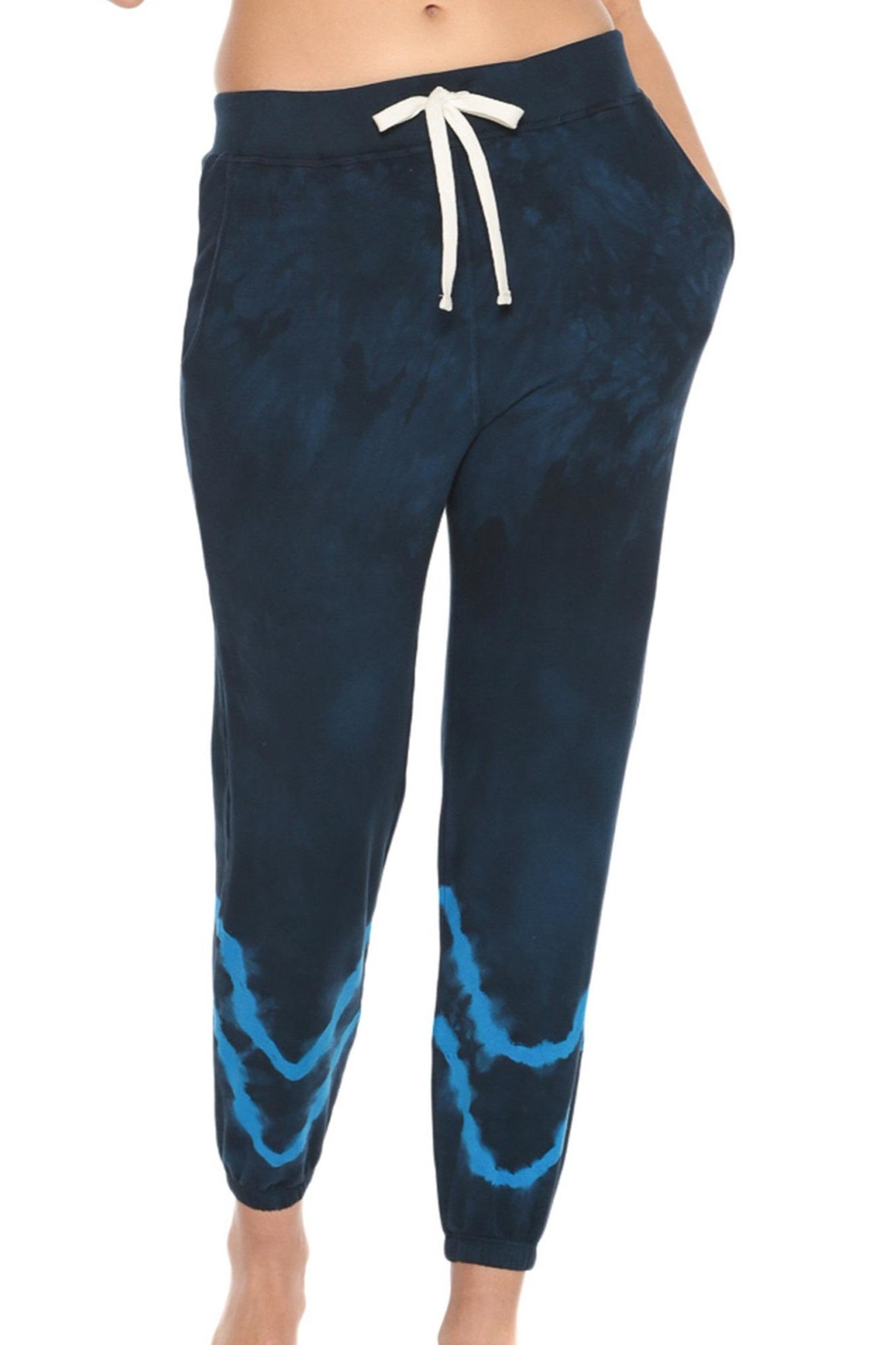 Electric & Rose Vendimia Jogger - Front Cropped Image
