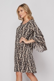 Elegance by Sarah Ruhs Bulgari Print Dress - Product Mini Image