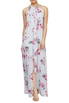 Shoptiques Product: Floral Beaded Maxi