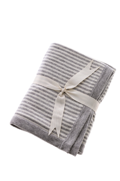 Shoptiques Product: Stripe Baby Blanket