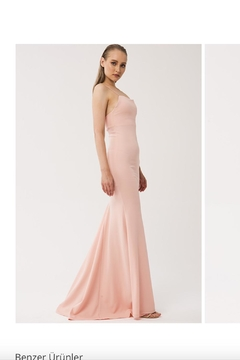 Shoptiques Product: Elegant Blush Gown