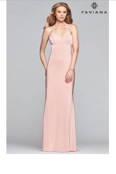 Faviana Elegant Classic Gown - Product List Image