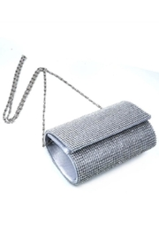Adore Clothes & More Elegant Rhinestone Clutch - Product Mini Image
