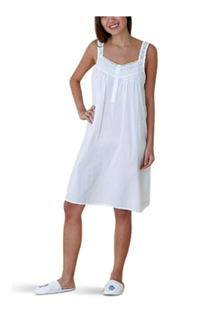 Jacaranda Living Elegant Sleeveless Nightgown - Alternate List Image