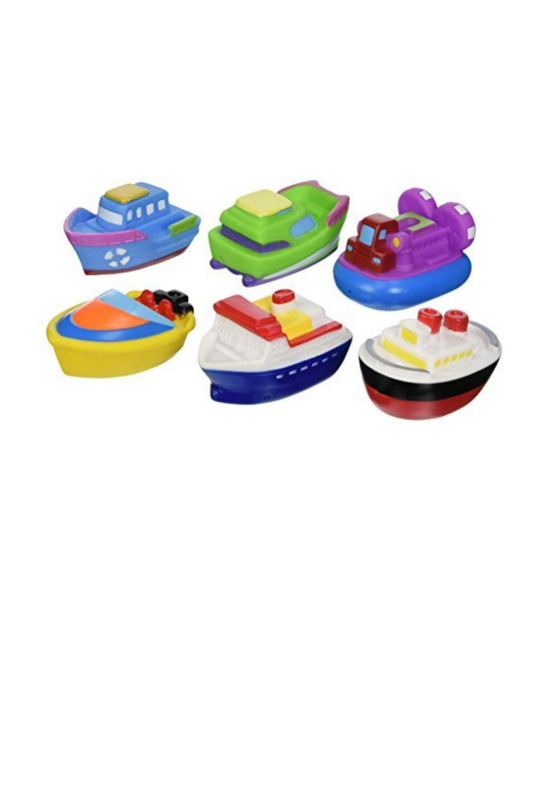 Elegant Baby Boat Bath Squirties - Front Cropped Image