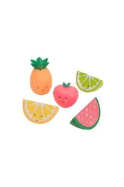 Elegant Baby Fruit Party Bath Squirties - Front cropped