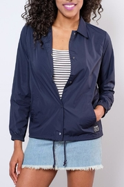 element Lightweight Coaches Jacket - Front full body