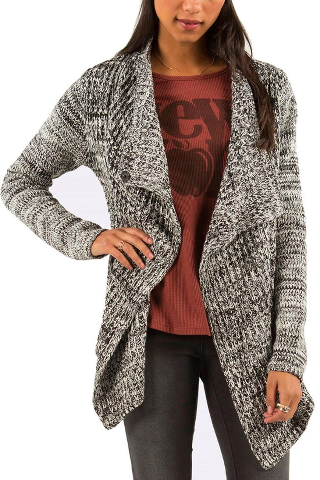 Central Park Hoodie Knitting Pattern Free : Element Eden Central Park Sweater from Mississippi by Wilai Boutique   Shopti...