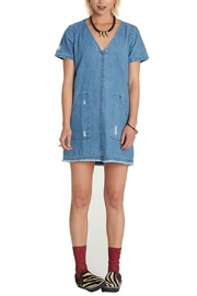 Element Eden Denim Dress - Product Mini Image
