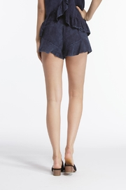 NYTT Elena Ruffle Shorts - Front full body