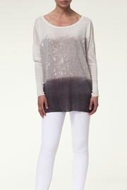 Elena Wang Ombre Pullover - Product Mini Image