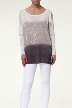Elena Wang Ombre Pullover - Alternate List Image