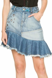 DESIGUAL Eleni Denim Skirt - Product Mini Image