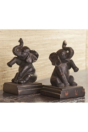 Lets Accessorize Elephant Book Ends - Product Mini Image