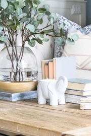 Thompson Ferrier Elephant Jar Candle - Front cropped