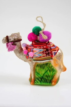 Cody Foster Camel Ornament - Product List Image