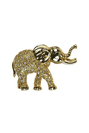 Diane's Accessories Elephant Pin Gold - Product Mini Image