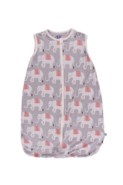 Kickee Pants Elephant Sleeping Bag - Front cropped