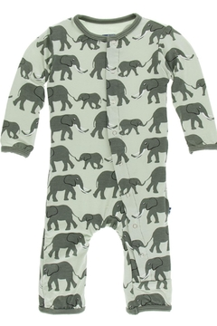 Shoptiques Product: Elephant Snap Coverall