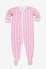 Roberta Roller Rabbit Elephant Snap Suit - Front cropped