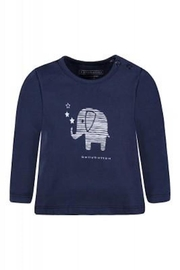 Belly Button Elephant T-Shirt - Front cropped