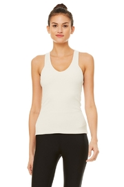 Alo Yoga  Elevate Tank - Front cropped