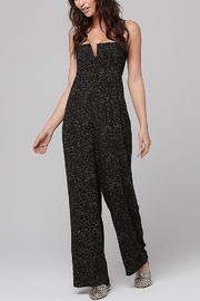 Knot Sisters Eleven Smocked Jumpsuit - Product Mini Image