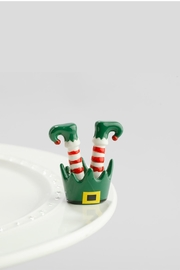 Nora Fleming Elf Feet Mini - Product Mini Image