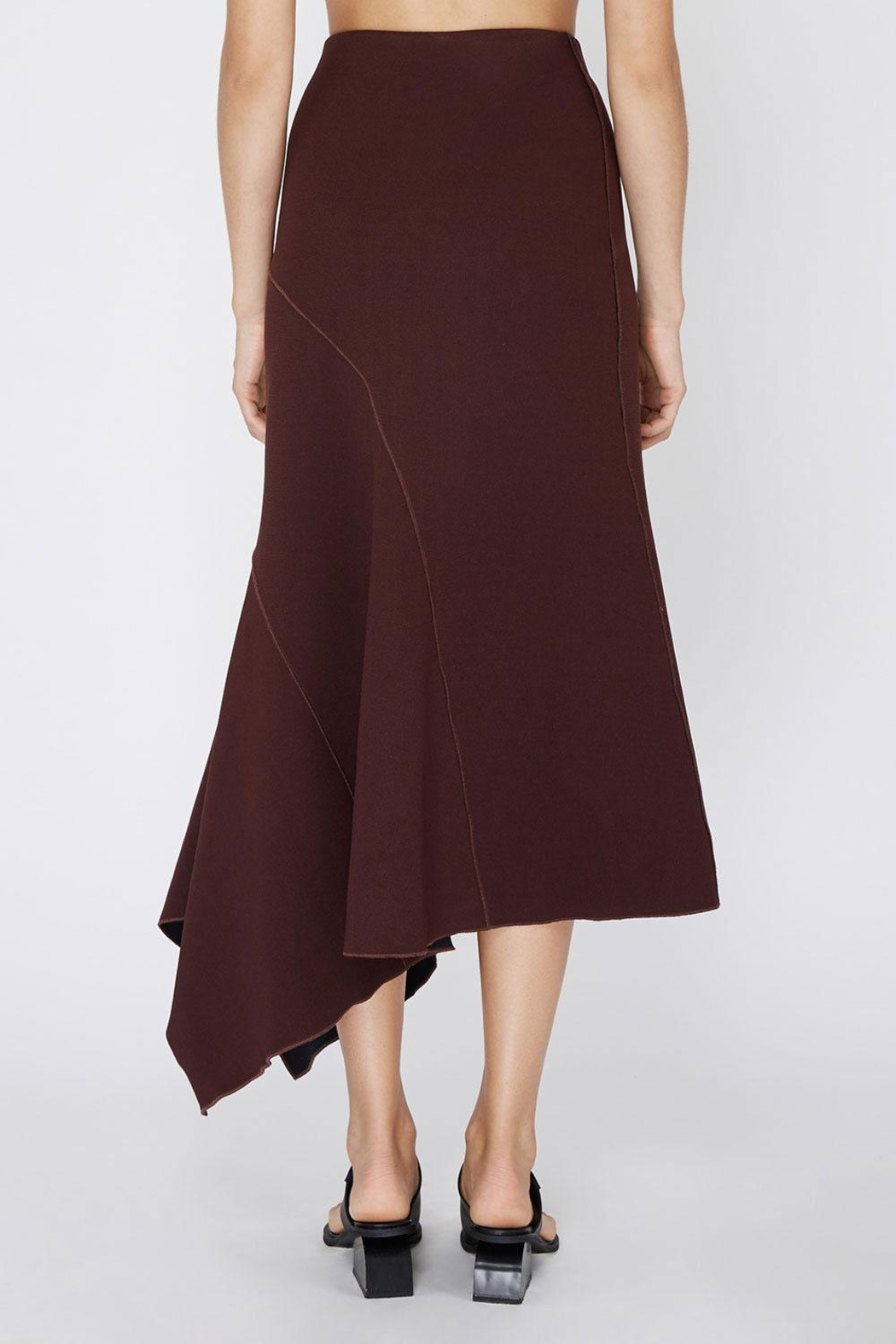 Acler Elgar Skirt - Back Cropped Image