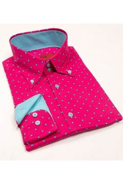 Elie Balleh Polka Dot Shirt - Alternate List Image