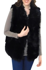 Elietian Faux Fur Vest - Product Mini Image
