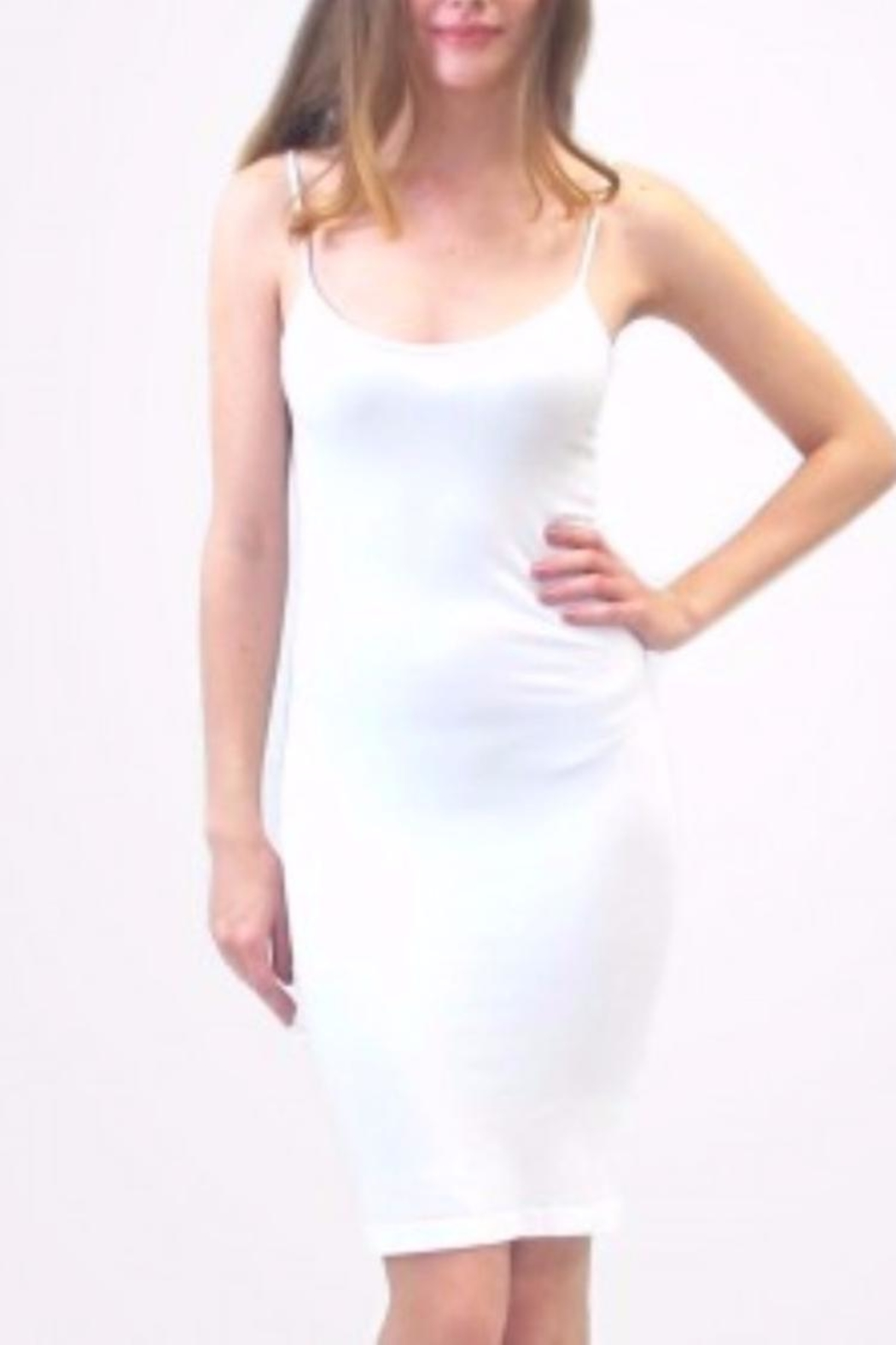 Elietian Long Camisole - Front Cropped Image