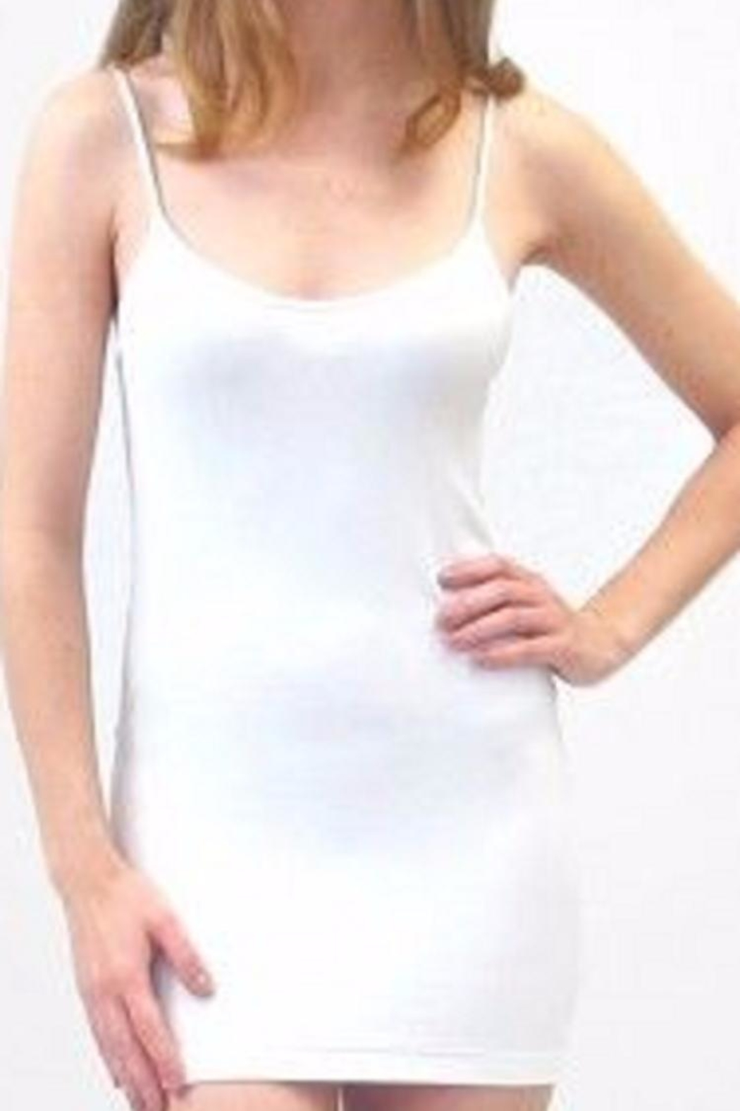 Elietian Short Camisole - Front Cropped Image