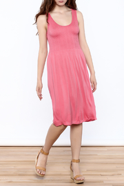 Elietian Sleevless Dress - Product Mini Image