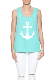 Elise Anchor Bow Top - Side cropped