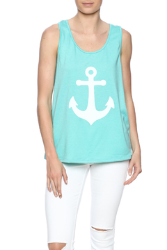 Shoptiques Product: Anchor Bow Top