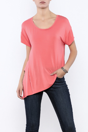 Elise Asymmetrical Top - Product Mini Image
