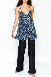 Elise Flowy Floral Top - Side cropped